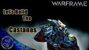 Warframe Castanas Build Guide Damage 2