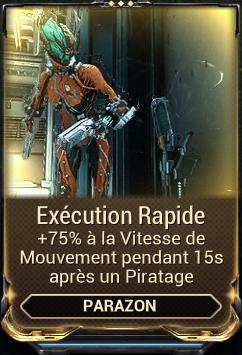 Exécution Rapide