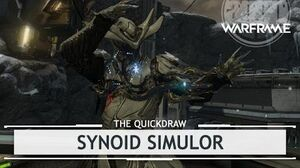 Warframe Syndicates Synoid Simulor, The Balls are Back! - 4 Forma thequickdraw