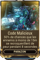 Code Malicieux