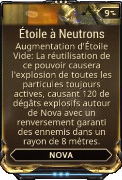 Étoile à Neutron