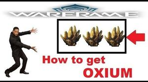Farming Oxium warframe Farming guide (2018)