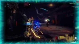 Warframe - Mercury - Tolstoj - Assassination - Boss Vor -PS4 Gameplay HD-