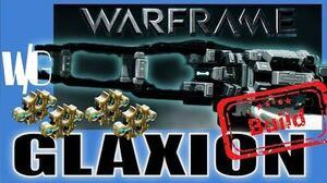 Warframe Builds - GLAXION INSTA-FREEZE 4 forma - update 16