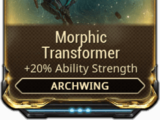 Morphic Transformer