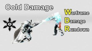 WDR 6 Cold Damage (Warframe)