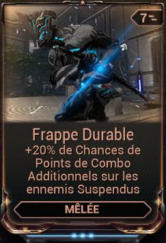 Frappe Durable