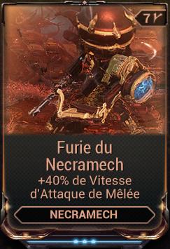 Furie du Necramech