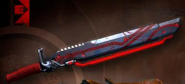 Machete Wraith