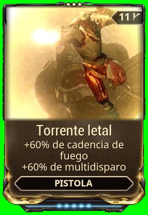 Torrente letal