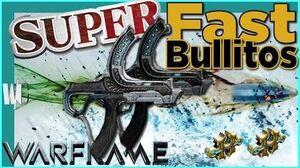 AKSTILETTO - Super fast fire rate 2 forma - Warframe