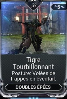 Tigre Tourbillonnant