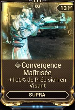 Convergence Maîtrisée