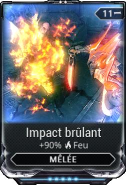 Impact Brûlant