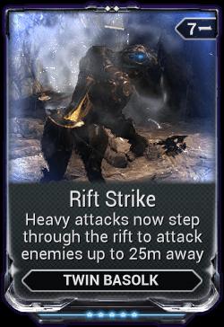 Rift Strike