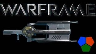 Warframe Flux Rifle