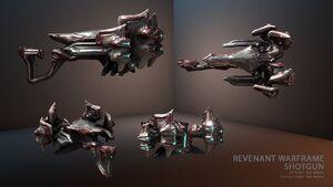 Revenant Weapon