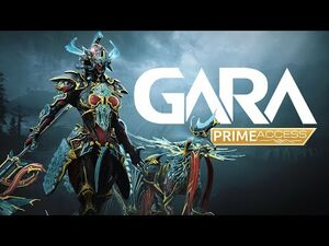 Warframe - Gara Prime Access Now Available On All Platforms!