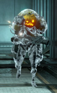 Halloween trooper