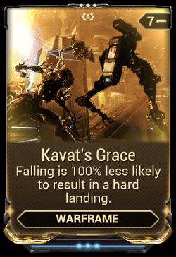 Kavat's Grace