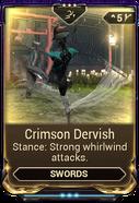 Crimson Dervish