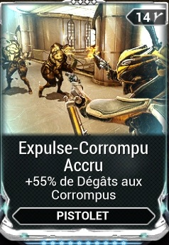 Expulse-Corrompu Accru