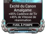 Excité du Canon Amalgame