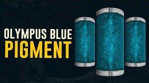 Olympus Blue Pigment Farm Dojo Colors (Warframe)