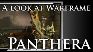 A look at Warframe Panthera