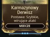 Karmazynowy Derwisz