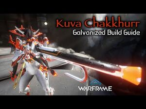 Kuva Chakkhurr - Godly Red Crits That Smite Enemies - No Riven Needed