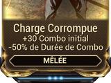 Charge Corrompue