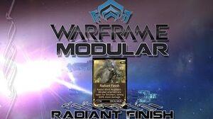 Modular (Warframe) E5 - Radiant Finish