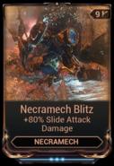 Necramech Blitz