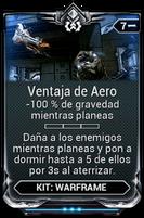 Ventaja de Aero