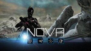 Warframe Nova