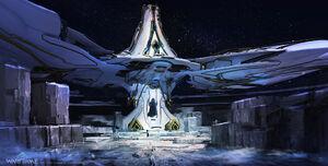 Orokin Moon Structure 3