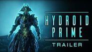 Warframe - Hydroid Prime