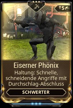 Eiserner Phönix