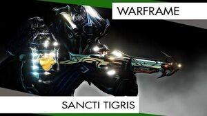 Warframe Sancti Tigris New Loka Syndicate Shotgun