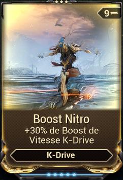 Boost Nitro