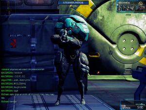 Grineer Elite Lancer