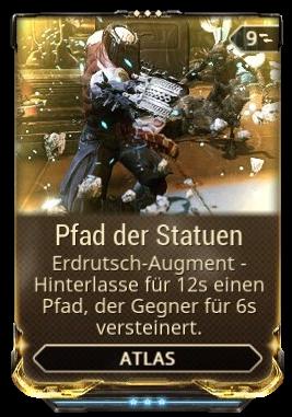 Atlas/Ausrüstung