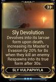SlyDevolutionMod