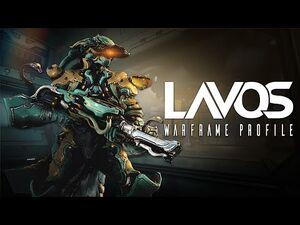 Warframe Profile - Lavos
