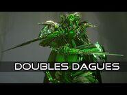 Les Doubles Dagues (Catégorie d'arme Mêlée) - Warframe -FR-