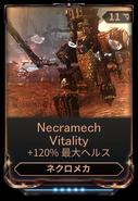 Necramech Vitality