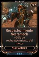 Reabastecimiento Necramech