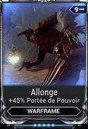 Allonge