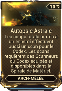 Autopsie Astrale